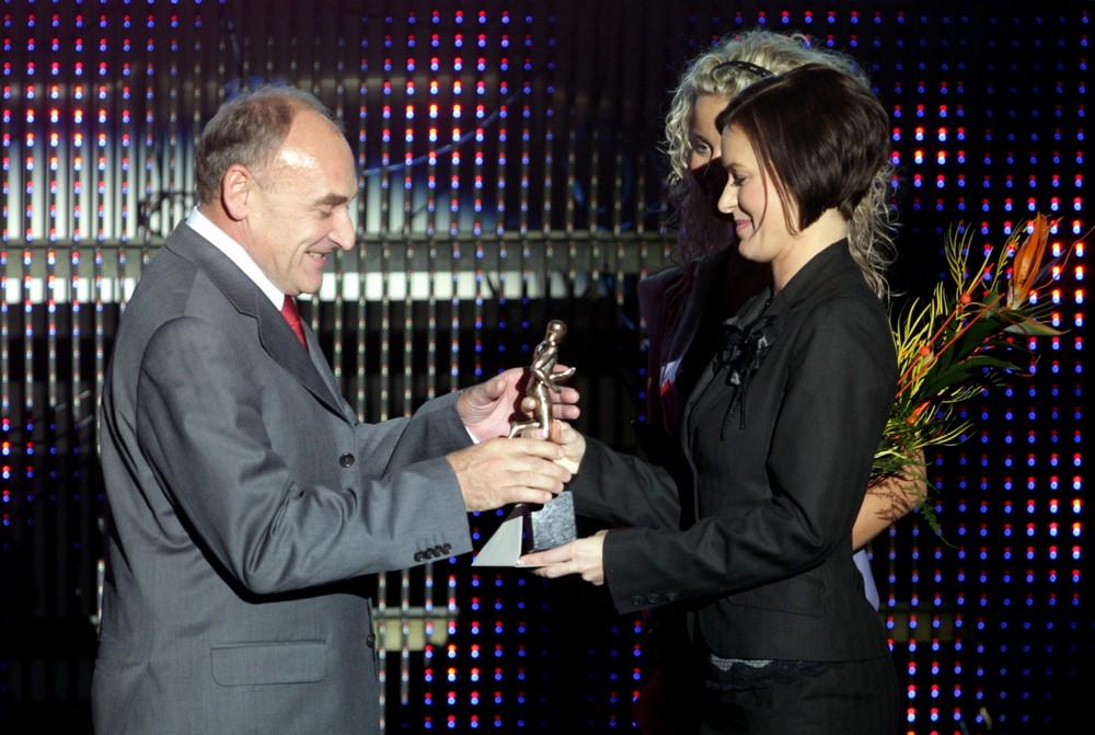 Dni Marketingu Sportowego, Warszawa, 8 listopada 2007, fot. Adam Nurkiewicz/MediaSport