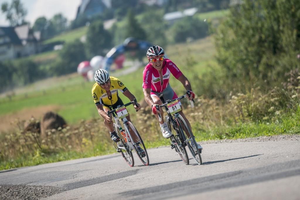 Tour de Pologne Amatorów, BUKOVINA Terma Hotel Spa, 7 sierpnia 2015