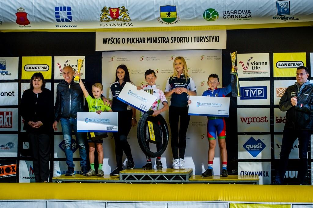 Wyścig MTB dzieci i młodzieży o Puchar Ministra Sportu i Turystyki, Kwidzyn, 30.09.2017